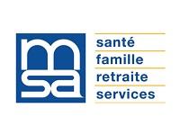 Téléphone MSA pour échanger avec un conseiller