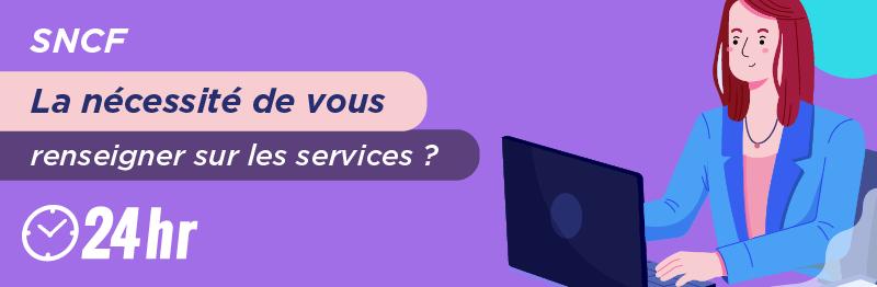 Téléphone SNCF : quel est le numéro de téléphone que je dois composer pour l'appeler ?