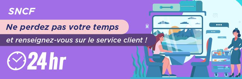 Téléphone SNCF : comment contacter le support clientèle de l'entreprise ferroviaire française ?