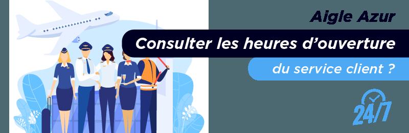 contacter Aigle Azur