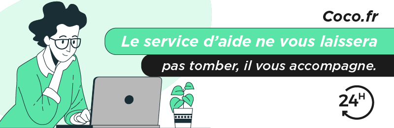 Service relation client Coco.fr