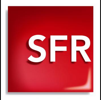 Télephone information entreprise  SFR