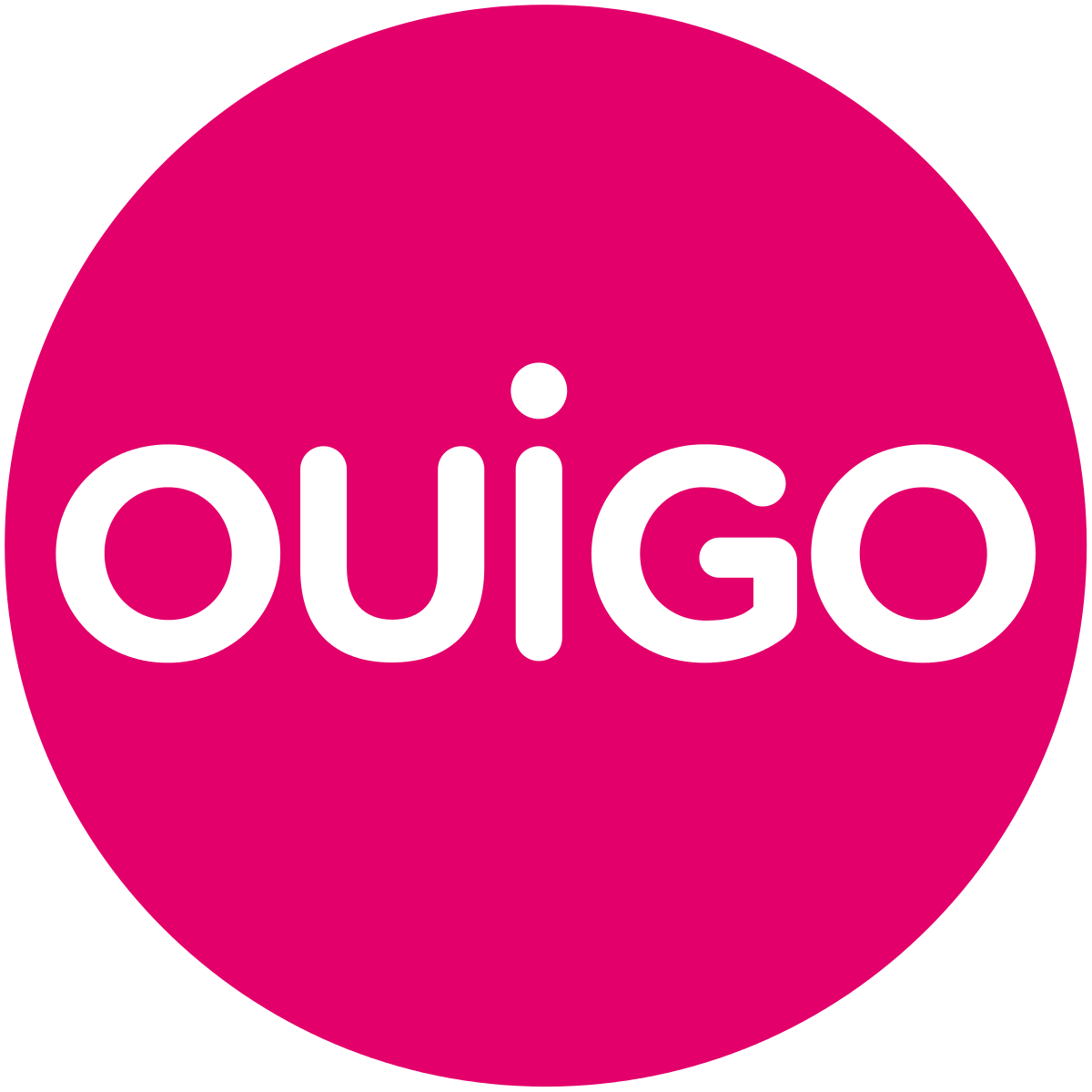 Télephone information entreprise  OUIGO