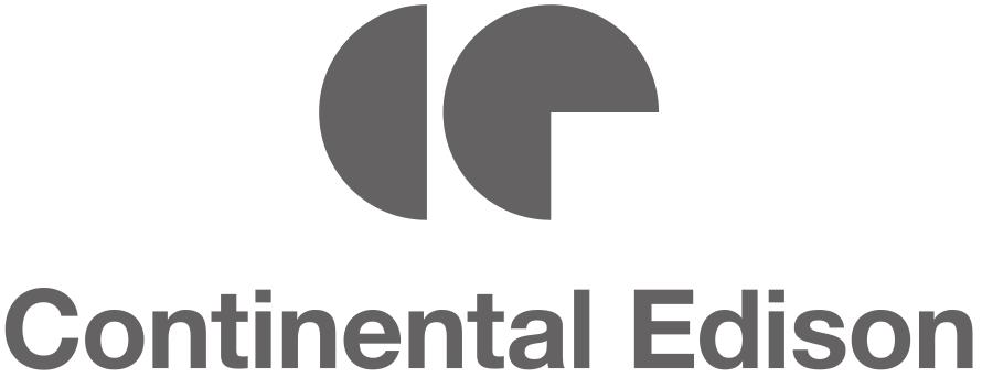 Télephone information entreprise  Continental Edison