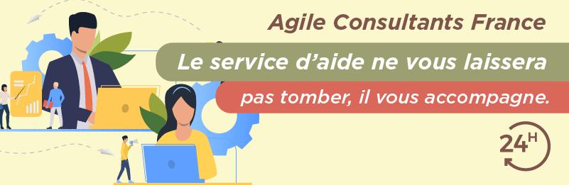 appeler Agile Consultants France