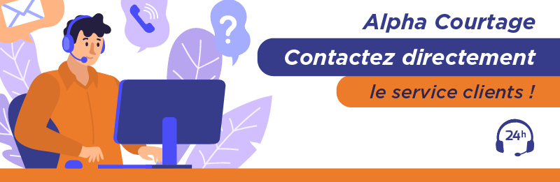 contacter Alpha Courtage