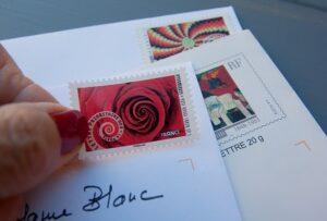 Contacter le service client par adresse postale pour faire une réclamation