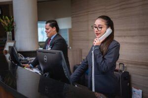 Contacter un service à la clientèle par agence par téléphone